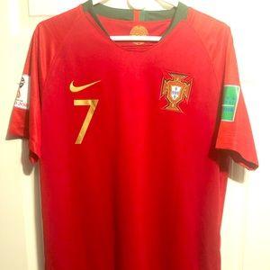 Nike Portugal Ronaldo Jersey